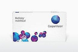 Lenti a contatto Cooper Vision Biofinity multifocal [N-Linse] BFTMF3N